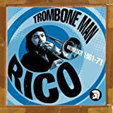Copertina di Trombone Man: Anthology 1961-1971