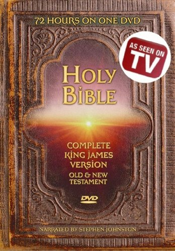 Holy Bible, Complete KJV, Old & New Testament