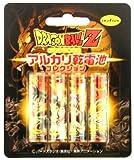 バンプレスト ドラゴンボールZ 乾電池 LR6/4S/DRAGN