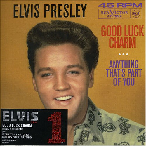 Elvis Presley - Good Luck Charm - Zortam Music