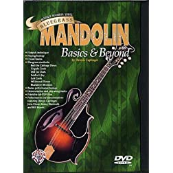 Ultimate Beginner: Bluegrass Mandolin Basics and Beyond
