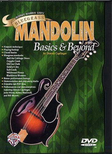 Ultimate Beginner: Bluegrass Mandolin Basics and Beyond
