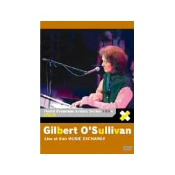 Gilbert O'Sullivan: Live at Duo Music Exchange