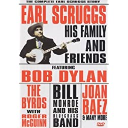 Earl Scruggs His Famil