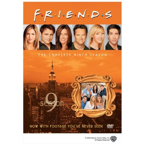 Друзья - Сезон 9 (friends - Season 9) [RUS+ENG DVDRipS] (ВСЕ серии)