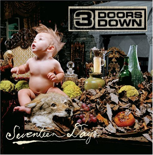 3 Doors Down - Seventeen Days (European Version) - Zortam Music
