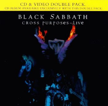 Black Sabbath - Cross Purposes Live - Zortam Music