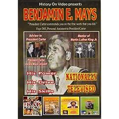 Benjamin E Mays/Educator