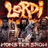 album art to The Monster Show