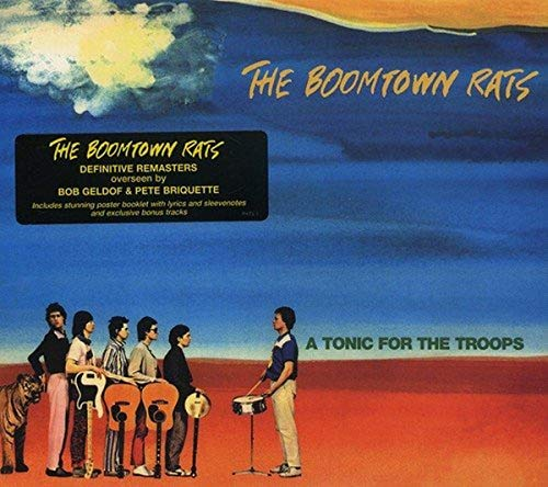 The Boomtown Rats - A Tonic For The Troops - Zortam Music