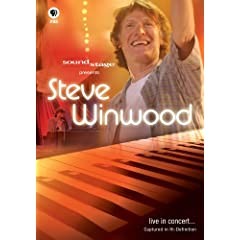 Sound Stage: Steve Winwood: Live in Concert