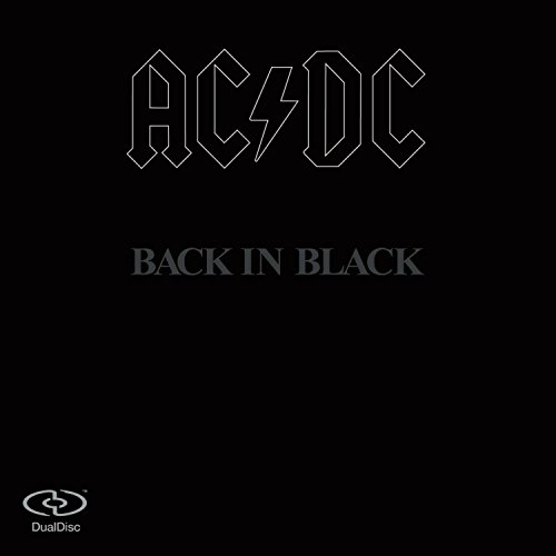 AC/DC - Back in Black [DualDisc] - Zortam Music