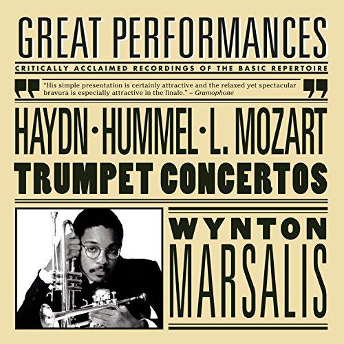 Wynton Marsalis - Trumpet Concertos - Zortam Music