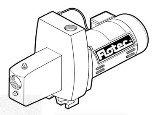 Flotec/Simer FP4112 1/2hp Shwl Jet Pump