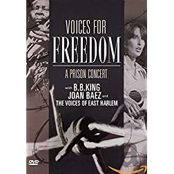 Voices for Freedom: A Prison Concert