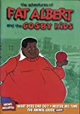The Adventures of Fat Albert and the Cosby Kids - 3 Episodes: What Does Dad Do?, Mister Big Time, The Animal Lover: $19.84