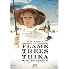 Flame Trees of Thicka DVD cover