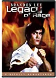 Legacy of Rage By DVD: Brandon Lee