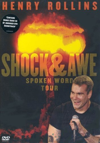 Shock & Awe Spoken Word Tour