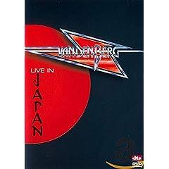 Vandenburg: Live in Japan