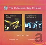 album art to The Collectable King Crimson, Volume 1 (disc 1: Live in Mainz, 1974)