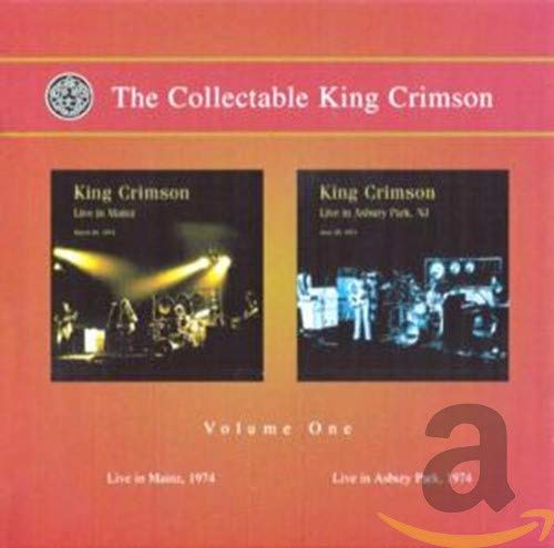 The Collectable King Crimson, Volume 1