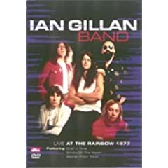 Ian Gillan: Live at the Rainbow 1977