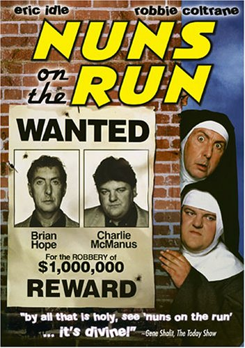 Nuns on the Run / Монашки в бегах (1990)