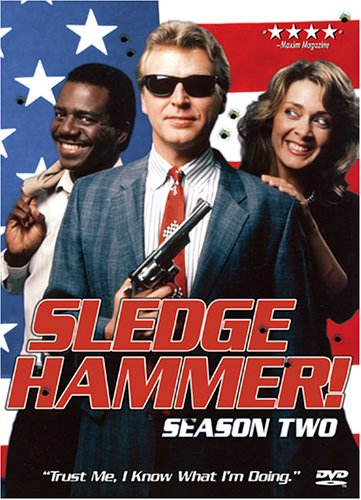 Sledge Hammer! - Season Two movie