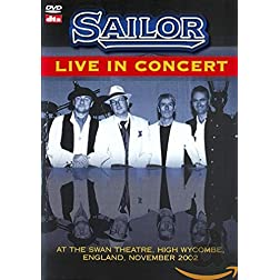 Sailor: Live in Concert at Swan Theatre