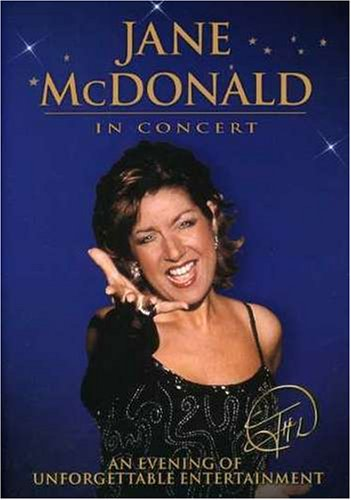 Jane McDonald: Live