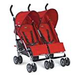 Chicco Citta Twin Stroller