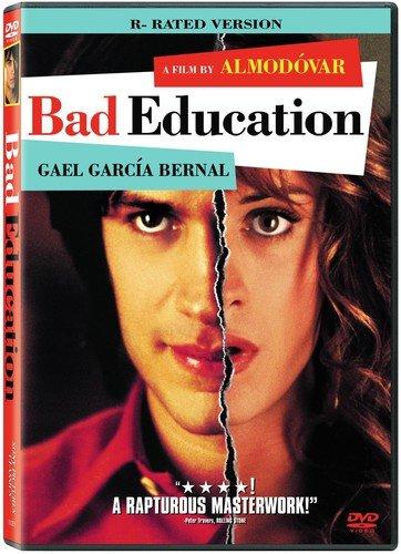 Mala educacion, La / Bad Education / Дурное воспитание (2004)