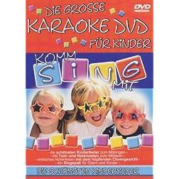 Grosse Karaoke DVD Fue