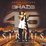 Shady Records Presents SHADE 45: SIRIUS BIZNESS Featuring EMINEM [Mixtape] [Limited Edition] [Collectors Edition w/ Four Sided Fold-out Insert] by