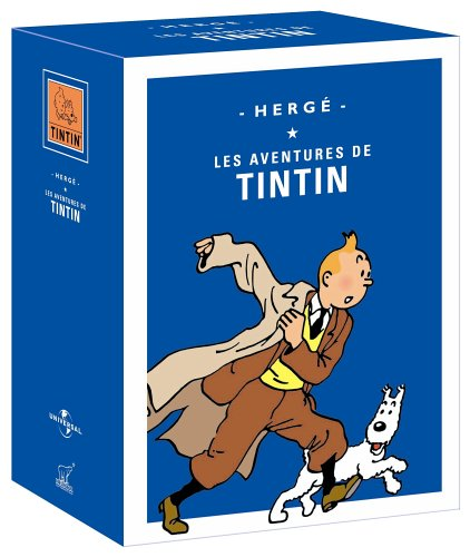 The Adventures of Tintin, Vols. 1-5