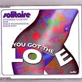 Pochette de l'album pour You Got the Love