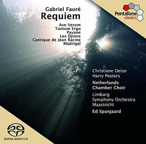 Gabriel Faure - Requiem and Cantique De Jean - Zortam Music