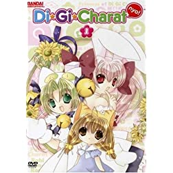 Digi Charat Nyo!, Vol. 1: Nyo Arrival