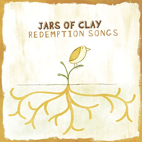 Redemption Songs by Jars of Clay album cover