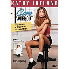 Kathy Ireland - Core Workout