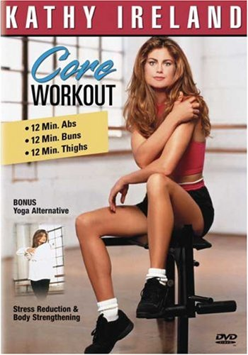 Kathy Ireland - Core Workout