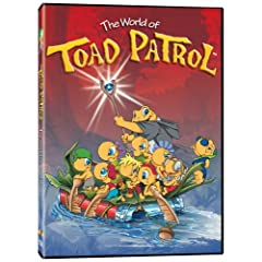 Toad Patrol: World of Toad Patrol