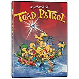 Toad Patrol: World of Toad Patrol