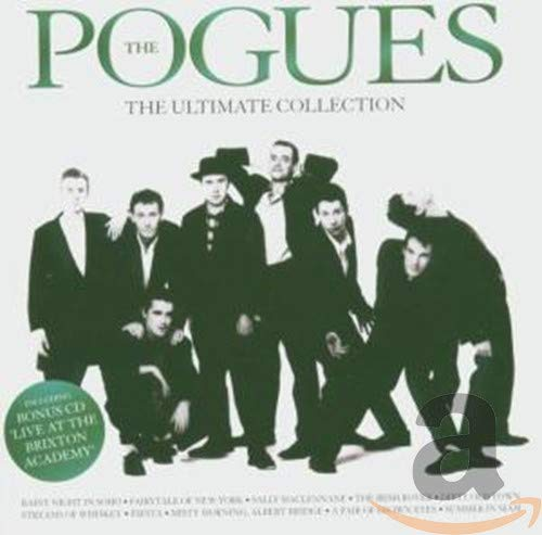 The Pogues - The Ultimate Collection (CD 2 - Zortam Music