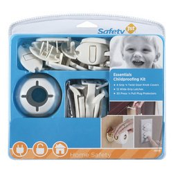 46 Piece Essentials Child-Proofing Kit