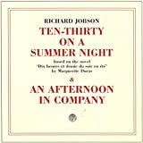 Capa do álbum Ten-Thirty on a Summer Night/An Afternoon in Company