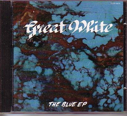 Great White - The Blue Ep - Zortam Music