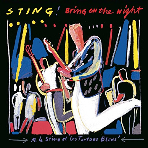 Sting - Bring On The Night (CD 1) - Zortam Music