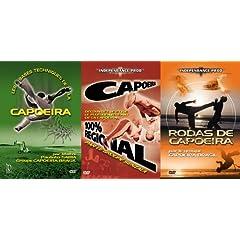 Capoeira 3 DVD Box Set